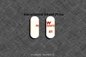 Venlafaxine (effexor) 37 mg 10 the amount of packaging
